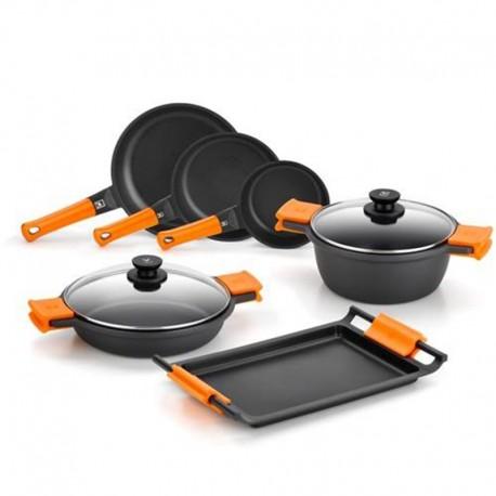 Batterie Cuisine Induction Pour 2 A 4 Personnes